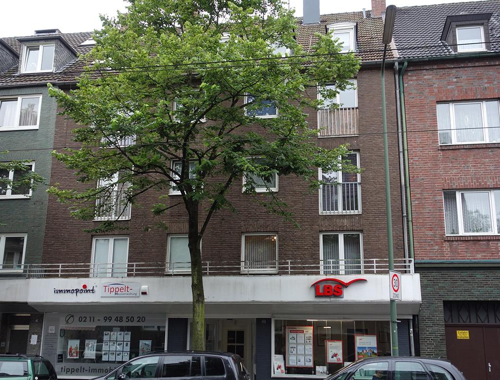 Wohn-und-Geschäftshaus-in-Düsseldorf-Eller